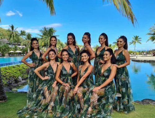 Miss Tahiti 2021